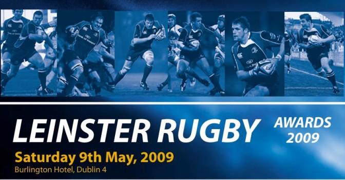 Leinster Rugby - Awards Ball 2009